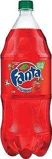 Fanta Strawberry Soda Fruit Flavored Soft Drink, 2 Liters