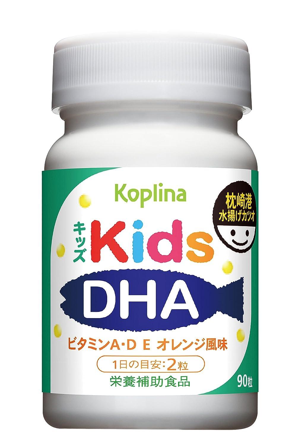印象的の面ではヒロイックキッズDHA ビタミンA?D?E配合 オレンジ風味(国内製造) 90粒 (1)