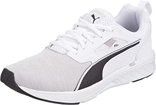PUMA NRGY Rupture Jr Puma White-Puma Black Spor Ayakkabılar Kadın