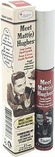The Balm Meet Matte Hughes Long Lasting Liquid Lipstick - Sincere, 7.4 ml, Black
