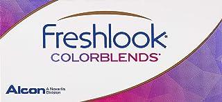 Freshlook Colorblends Brown (-1.00) - 2 Lens Pack