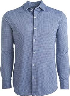 Mizzen + Main Spinnaker Mens Standard Fit Button Down Gingham Dress Shirt