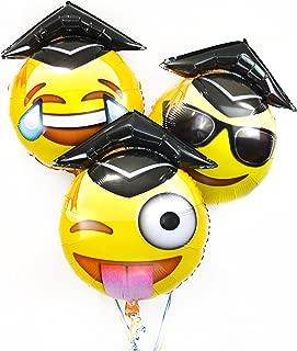 Best emoji graduation decorations Reviews