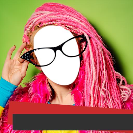 Haarfarbe Foto Salon