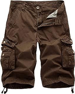 Best mens big size cargo shorts Reviews