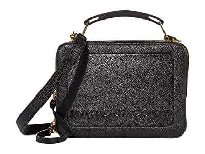 Marc Jacobs The Box 23 (Black) Handbags
