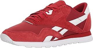Reebok Men's Cl Nylon Pn Sneaker
