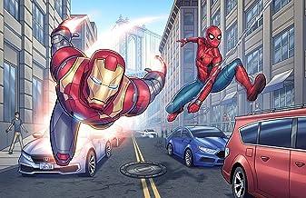 Iron Man Foto Behang Avengers Behang Aangepaste Grote Super Hero Muurschildering Art Kamer Decor Plafond Slaapkamer Kinder...