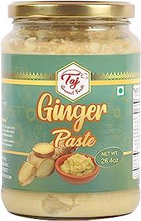 Sponsored Ad - TAJ Gourmet Ginger Paste, Cooking Paste, 750g