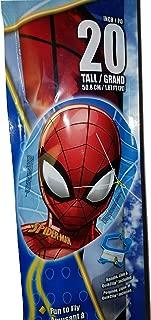 Sky Diamond Spiderman Character 20
