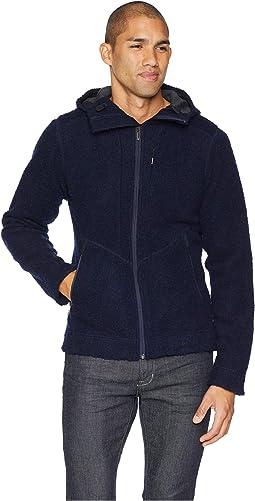 Randygoat Shearling Hoodie Jacket