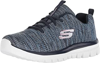 Skechers Womens Graceful-Twisted Fortune