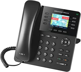 Grandstream GS-GXP2135 Enterprise IP Phone with Gigabit Speed & Supports up to 8 Lines VoIP Phone & Device