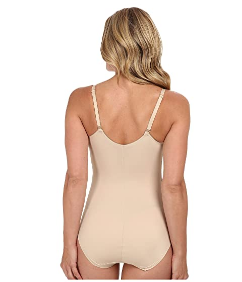 Shapewear Comfort Extra Smooth Cup Leg Miraclesuit Nude Bodybriefer Molded Firm d1Cwdp