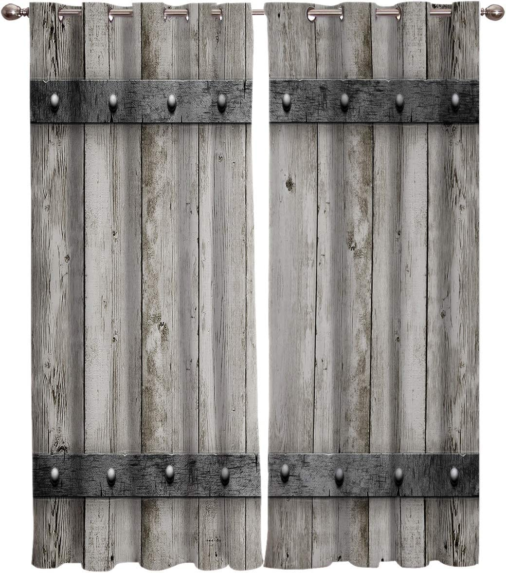 Shine-Home Window Curtains with Ranking TOP2 Rustic Jacksonville Mall Gromments Kitchen Drapes