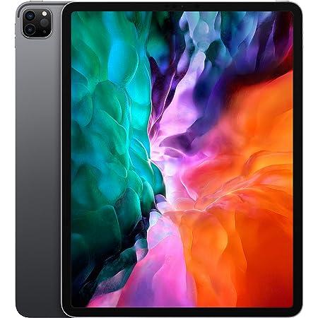 2020 Apple iPad Pro (12.9-inch, Wi-Fi, 256GB) - Space Gray (4th Generation)