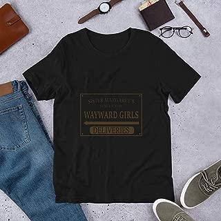 Sister Margaret s School for Wayward Girls 51 Cotton short sleeve T shirt, Hoodie for Men Women Unisex
