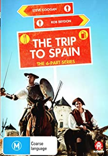 The Trip To Spain: The Complete Series Version