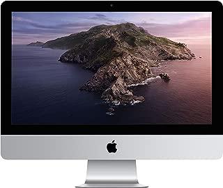 最新モデル Apple iMac (21.5インチ, Retina 4Kディスプレイモデル, 3.0GHz 6コア第8世代Intel Core i5プロセッサ, 1TB)