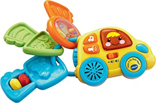 VTech Beep & Go Baby Keys, Multicolor