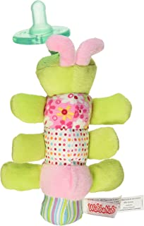 Mary Meyer WubbaNub Soft Toy and Infant Pacifier, Cutsie Caterpillar