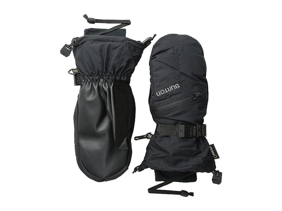 Burton GORE-TEX(r) Mitt (True Black FA 13) Snowboard Gloves