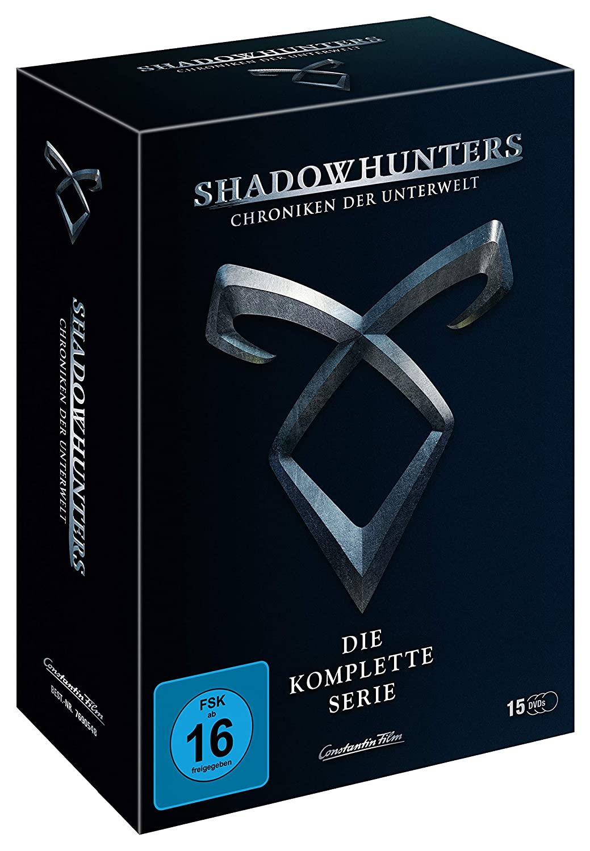 Shadowhunters - Die komplette Serie [Alemania]