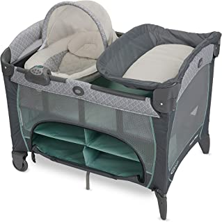 Graco Pack 'n Play Newborn Napper DLX Playard, Manor