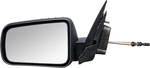 OE Replacement Ford Focus Driver Side Mirror Outside Rear View (Partslink Number FO1320316)