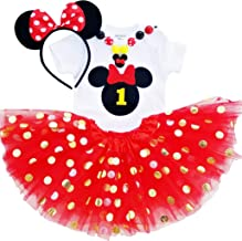 minnie first birthday outfit
