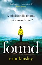 Cover image of Found by Erin Kinsley