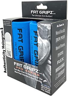 Fat Gripz Pro - The Simple Proven Way to Get Big Biceps &...