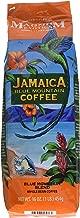 Jamaican Blue Mountain Coffee Blend, Whole Bean - Medium Roast, Fresh Strong Arabica Coffee - Rich And Smooth Flavor - Magnum Exotics, 1 Lb Bag (Pack of 2)