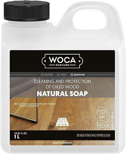 2021 WOCA lowest Natural Soap 2021 1 Liter (Natural) sale