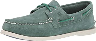 Sperry A/O 2-Eye Leather, Chaussure Bateau Homme