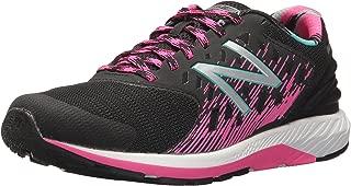 New Balance Girls FuelCore Urge Running Shoes, Black/Pink Glo