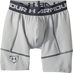 Under Armour Kids - Solid Logo Slider (Big Kids)