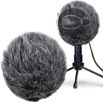 Mic Windschutzscheibe Windschutz Mic Muff Furry Cover für Rode VideoMic Pro