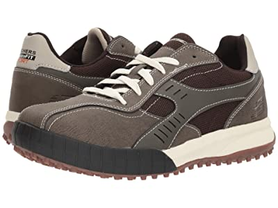 SKECHERS Floater 2.0 (Brown/Taupe) Men