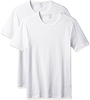 G-STAR RAW Base Round Neck 2-Pack T-Shirt Homme