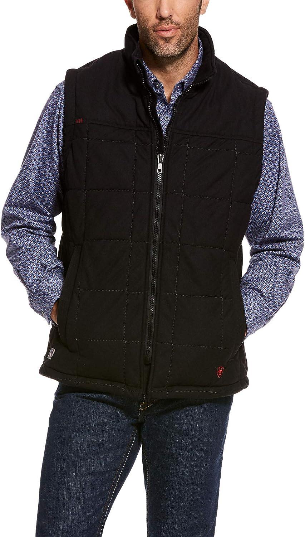 ARIAT Men's Fr Crius Insulated Vest
