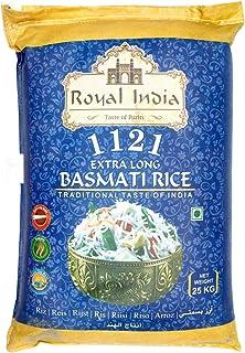 Royal India Extra Long Basmati Rice, 25kg