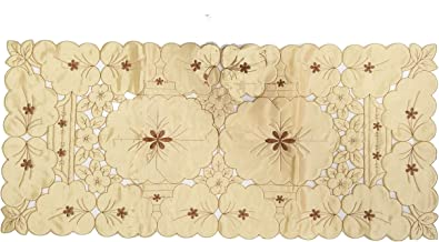 ANS Dinning/Center Table Runner 15x33 inches appx Cloth