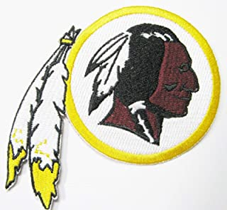 Best redskins sew on patches Reviews