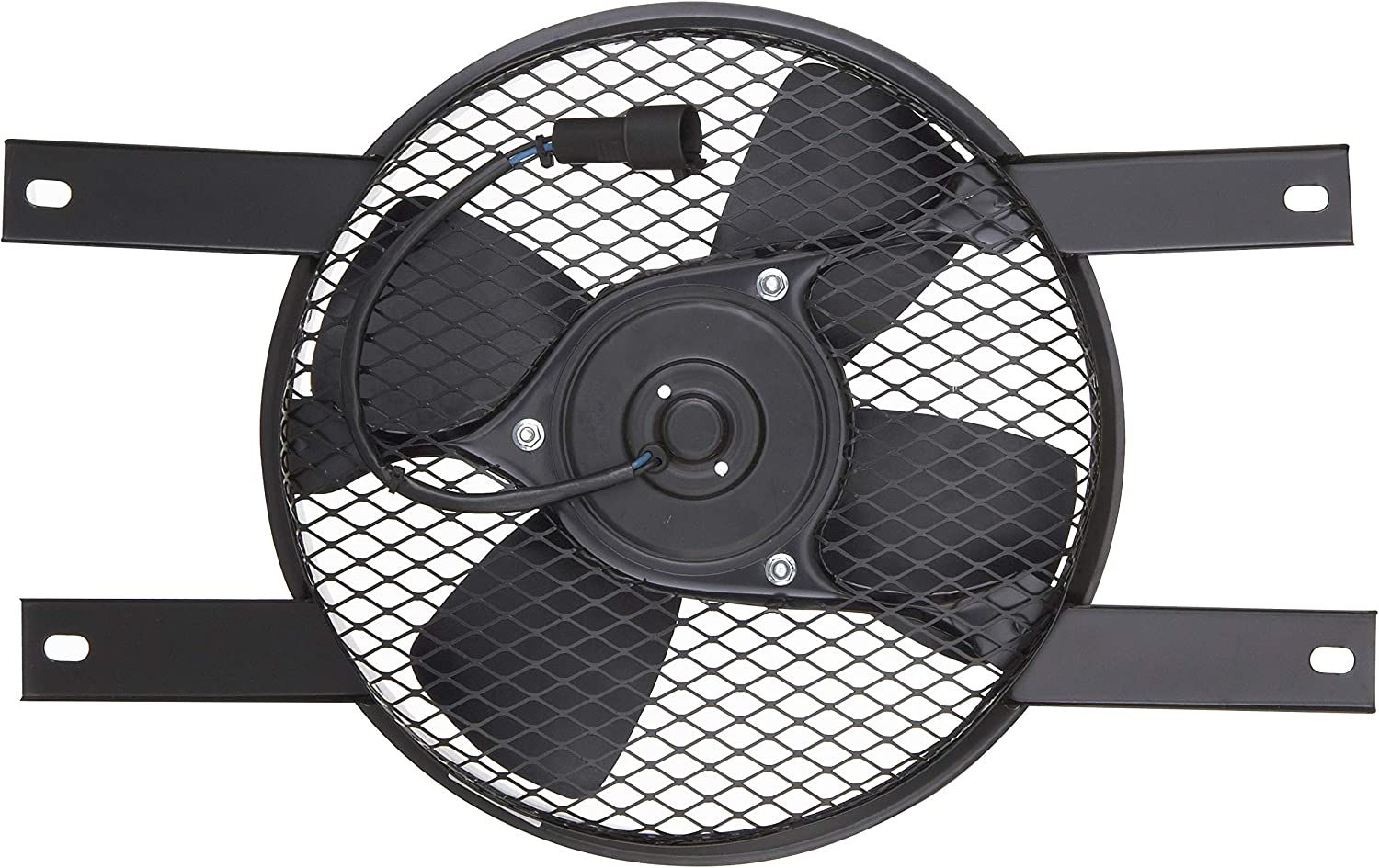 Bombing free shipping Ranking TOP12 Spectra Premium CF27003 Air Assembly Conditioning Fan Condenser