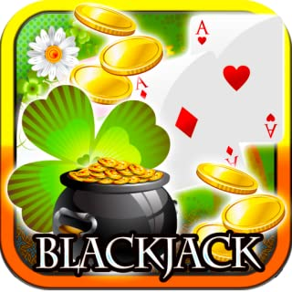 Lucky Irish Jackpot Blackjack 21 Free Cards Game Pride Pot of Gold Offline Blackjack Party Dealer Best Casino Apps Classic Original Download free casino app play offline without internet needed or wifi required. Best video blackjack game new 2015