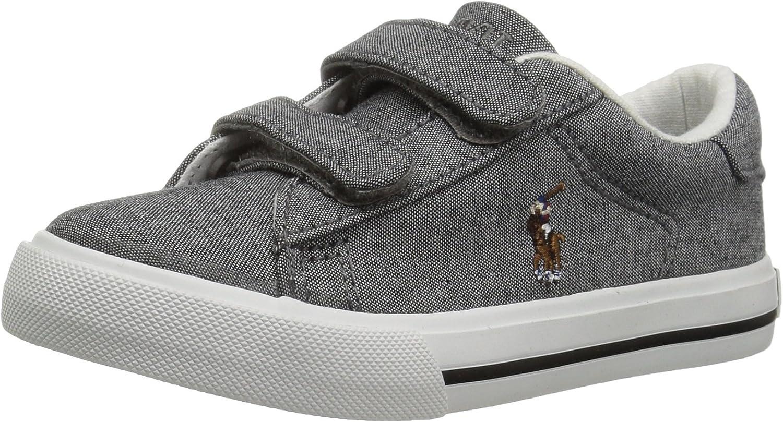 Polo Ralph Lauren Unisex-Child Ranking Max 72% OFF TOP18 Easton Ez Sneaker Ii