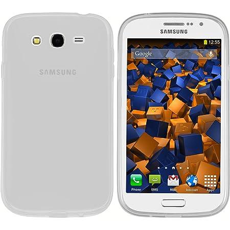 mumbi Coque de protection pour Samsung Galaxy Grand Neo Plus Blanc transparent