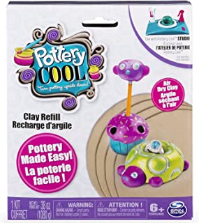 Pottery Cool Round Clay Refill (Dispatched From UK)