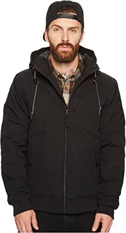 RVCA - Hooded Bomber Jacket